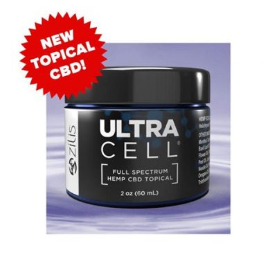 Ultra Cell Topical CBD